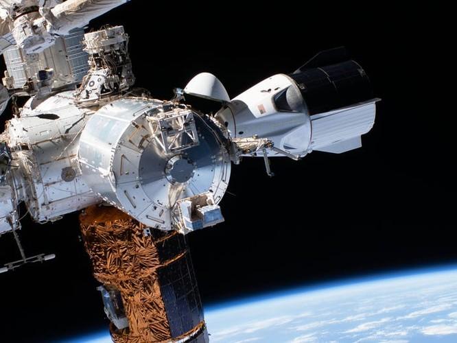 SpaceX đưa thành công 2 phi hành gia NASA trở về Trái Đất ảnh 2