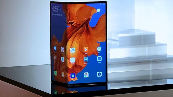 Huawei tiết lộ bằng sáng chế công nghệ mở khóa vân tay toàn màn hình ảnh 1