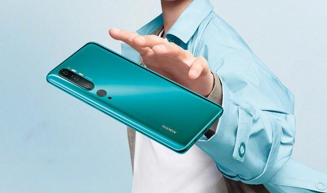 Dưới 15 triệu đồng, nên chọn Xiao Mi Note 10 Pro, OPPO Reno 3 Pro hay Samsung Galaxy A80? ảnh 2