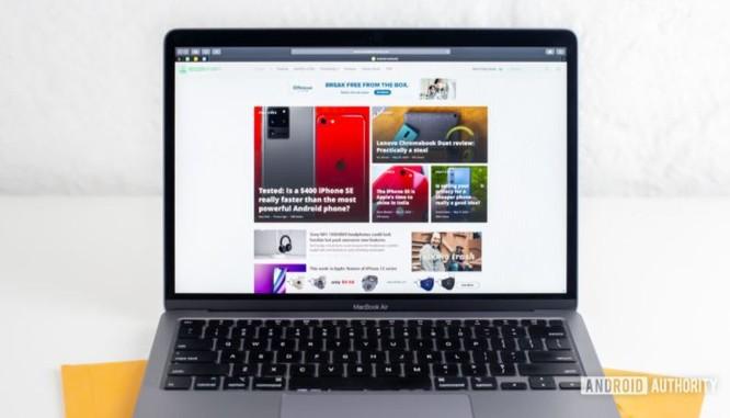 Dell XPS 13 9300 hay Macbook Air 2020, đâu là mẫu Ultrabook phù hợp với bạn ? ảnh 10