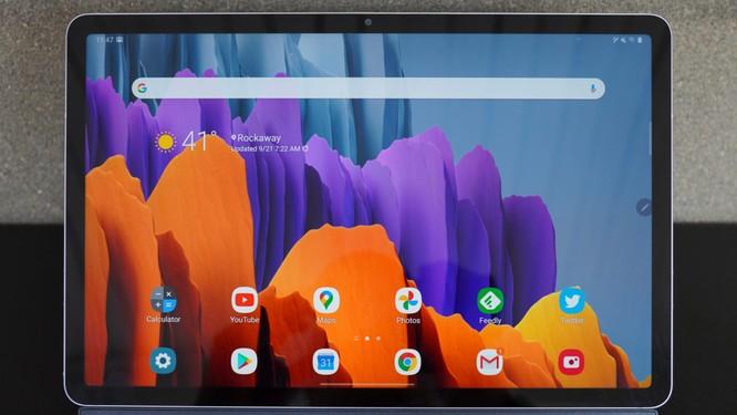 Samsung Galaxy Tab S7 Plus và iPad Pro 11 2020: Đâu là chiếc máy tính bảng phục vụ cho công việc? ảnh 10