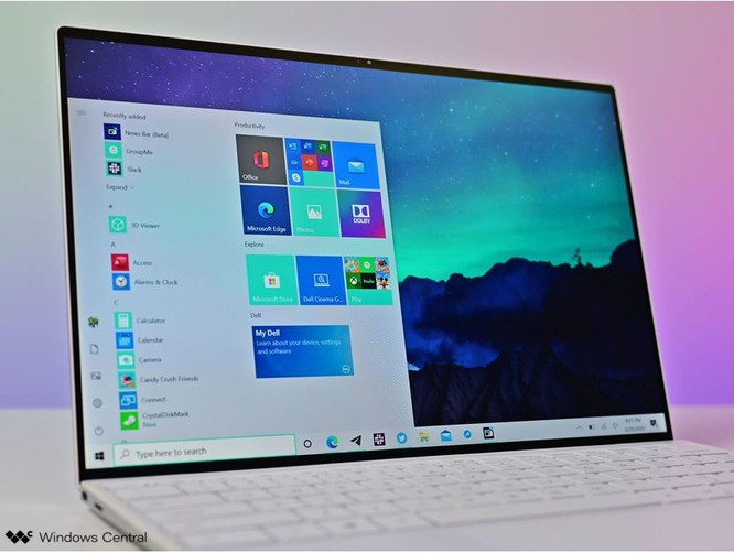 So sánh ThinkPad X1 Carbon Gen 8 và Dell XPS 13: Laptop nào dành cho doanh nhân? ảnh 10