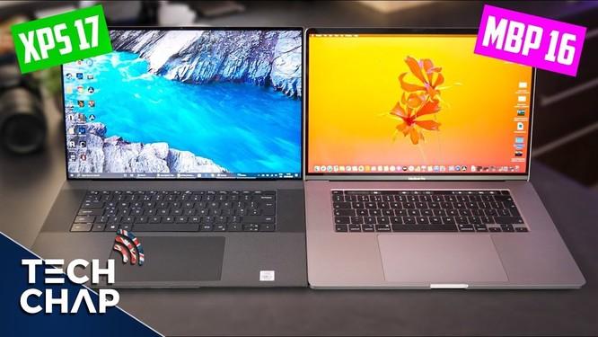 So sánh Dell XPS 17 9700 và Macbook Pro 16: Đâu là chiếc laptop phục vụ tốt cho công việc đồ họa ảnh 14