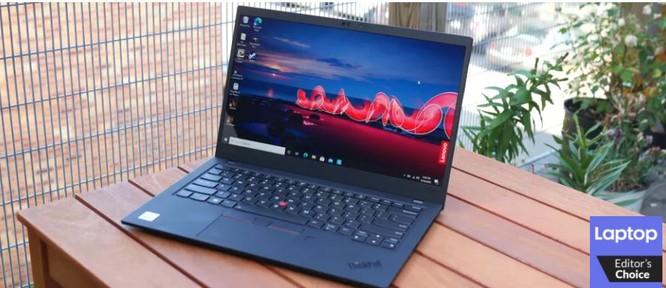 So sánh ThinkPad X1 Carbon Gen 8 và Dell XPS 13: Laptop nào dành cho doanh nhân? ảnh 1
