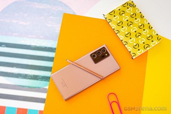 Sony Xperia 1 Mark 2 vs Samsung Galaxy Note 20 Ultra: Sony trở lại cuộc đua? ảnh 12