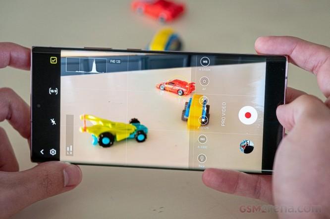 """Xperia 5 Mark 2 và Galaxy Note 20 Ultra: Chọn """"tân binh"""" của Sony hay """"trùm cuối"""" Samsung? ảnh 15"""