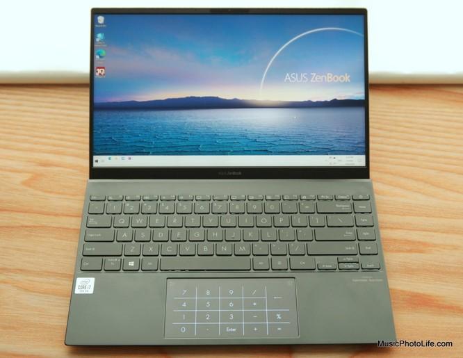 So sánh HP Envy X360 và Asus Zenbook 14 UX425: Ultrabook trong tầm giá 20 triệu ảnh 11