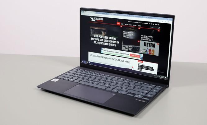 So sánh HP Envy X360 và Asus Zenbook 14 UX425: Ultrabook trong tầm giá 20 triệu ảnh 7