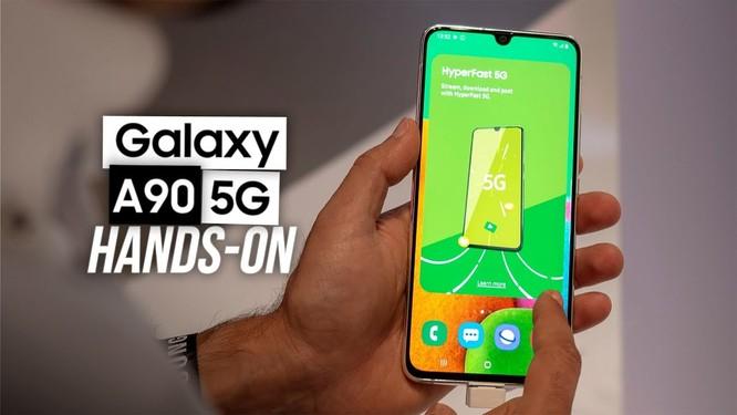 Samsung Galaxy A90 5G vs Redmi Note 9 Pro: Kẻ tám lạng, người nửa cân ảnh 4