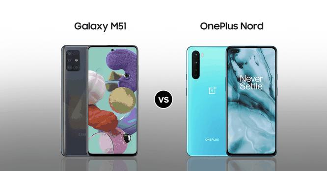 Samsung Galaxy M51 vs OnePlus Nord 5G: Đâu là sự lựa chọn tốt trong tầm giá 9 triệu đồng ? ảnh 16
