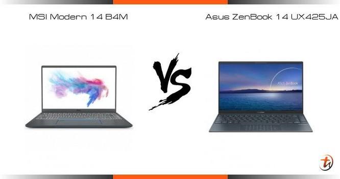 MSI Modern 14 vs Asus Zenbook 14 UX425: Laptop tầm trung cho dân văn phòng ảnh 12