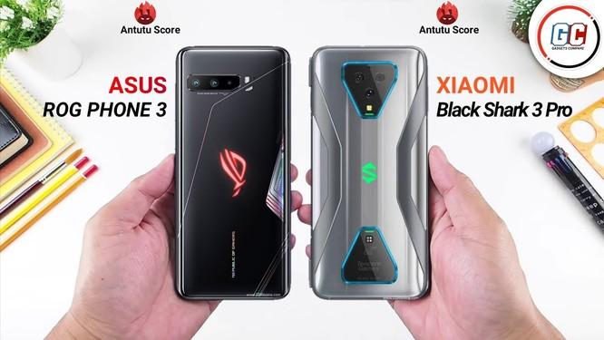 Asus ROG Phone 3 vs Black Shark 3 Pro: Đâu là chiếc smartphone gaming đáng mua? ảnh 13
