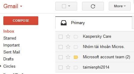 Cách khôi phục email đã xóa trên Gmail đơn giản không phải ai cũng biết ảnh 3