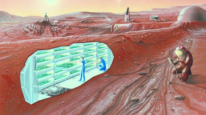 Vì sao NASA muốn xây lò phản ứng hạt nhân trên Mặt Trăng? ảnh 2
