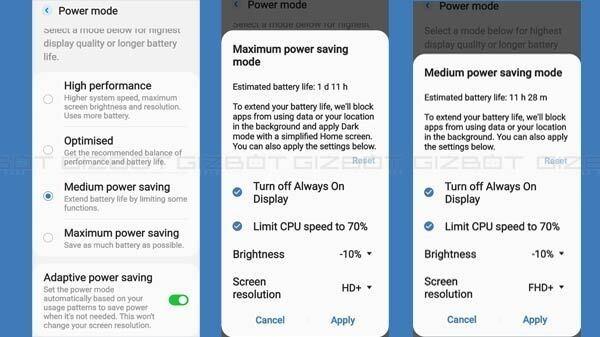 Hướng dẫn tối ưu và cải thiện thời lượng pin trên Samsung Galaxy S20 Plus và Galaxy S20 Ultra ảnh 3