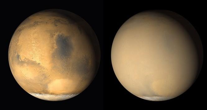 Vì sao Sao Hỏa không có nhiều nước trên bề mặt? ảnh 1