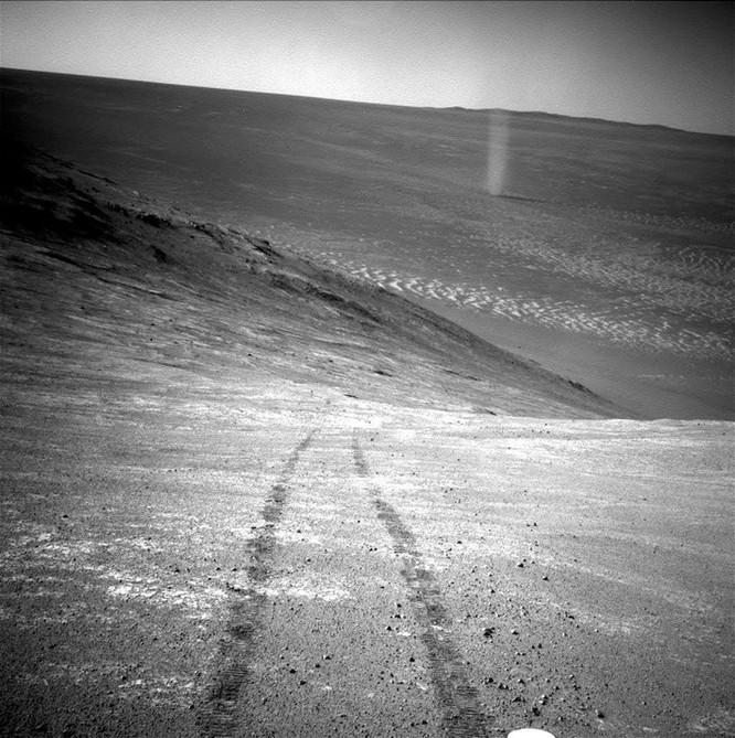Vì sao Sao Hỏa không có nhiều nước trên bề mặt? ảnh 3