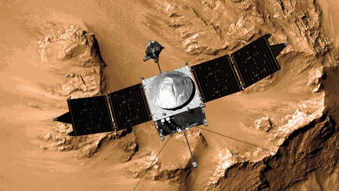 Vì sao Sao Hỏa không có nhiều nước trên bề mặt? ảnh 2