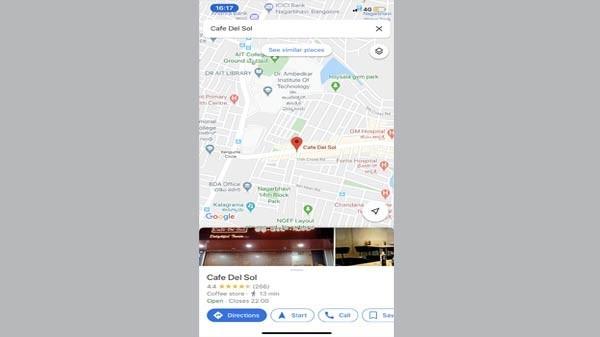 Hướng dẫn tìm đường trên Google Maps mà không cần kết nối internet ảnh 1