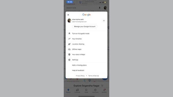 Hướng dẫn tìm đường trên Google Maps mà không cần kết nối internet ảnh 3