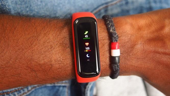4 chiếc vòng đeo tay thông minh đáng mua nhất trong tầm giá dưới 1 triệu đồng ảnh 4