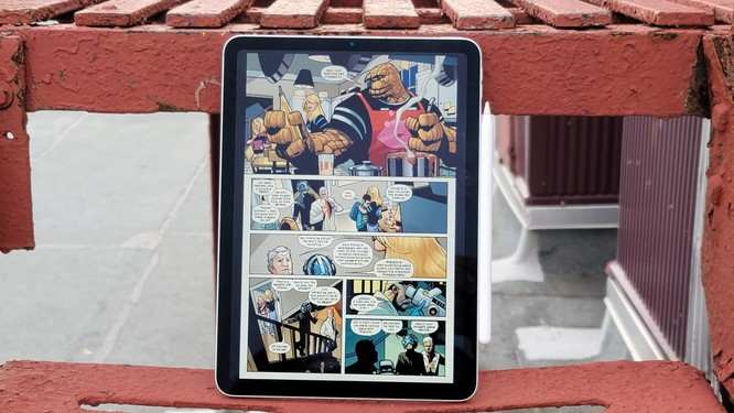 iPad Air 4 vs Samsung Galaxy Tab S7: Chọn máy tính bảng của Apple hay Samsung? ảnh 2
