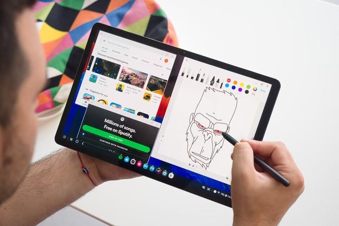iPad Air 4 vs Samsung Galaxy Tab S7: Chọn máy tính bảng của Apple hay Samsung? ảnh 10