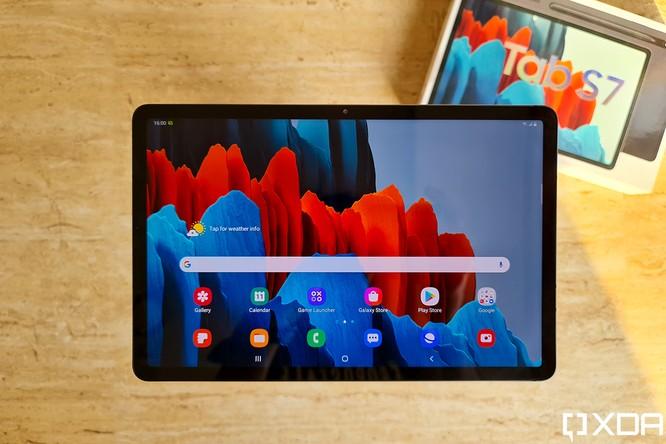 iPad Air 4 vs Samsung Galaxy Tab S7: Chọn máy tính bảng của Apple hay Samsung? ảnh 15