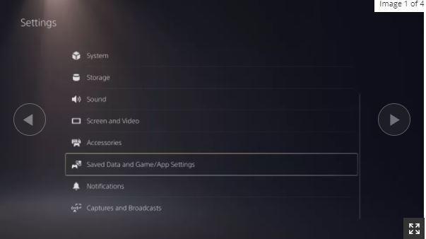 Hướng dẫn chuyển dữ liệu đã lưu từ PS4 sang PS5 ảnh 1