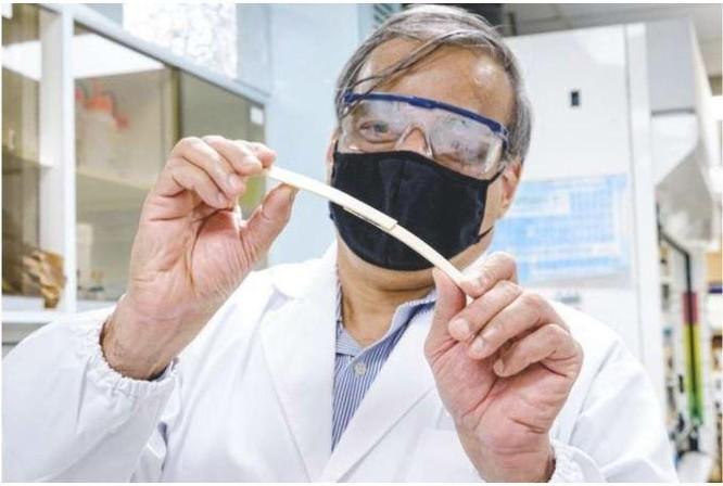 Các nhà khoa học sáng chế ra keo dính có thể kích hoạt bằng từ trường ảnh 2