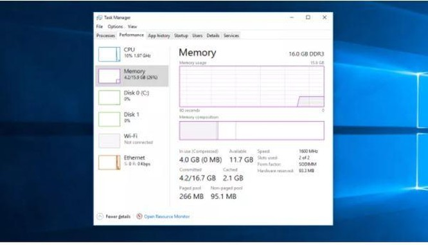 Một số mẹo để tăng tốc máy tính chạy Windows 10 ảnh 6