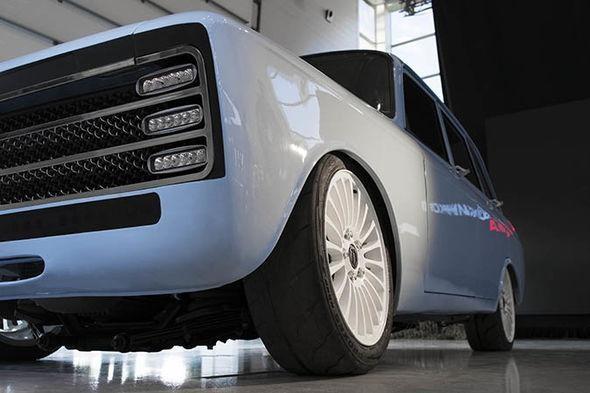 Dự án xe điện bí ẩn của Nga biến mất không dấu vết ảnh 2