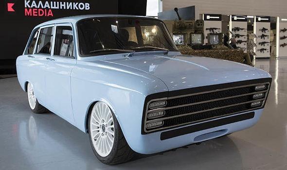 Dự án xe điện bí ẩn của Nga biến mất không dấu vết ảnh 1