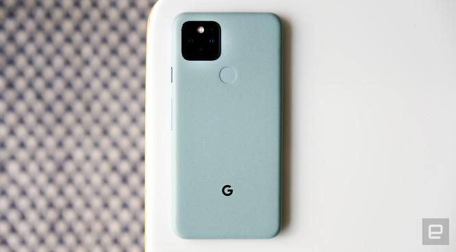 So sánh Google Pixel 5 với iPhone 12 Mini: smartphone nhỏ gọn, cấu hình khủng ảnh 10