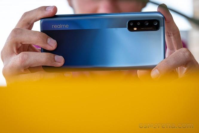 Realme 7 vs Samsung Galaxy A90 5G: Cuộc đua cấu hình của dòng máy tầm trung ảnh 5