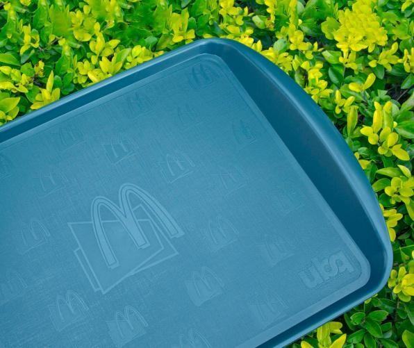 Khay đựng đồ ăn được tái chế từ đồ ăn thừa ảnh 1