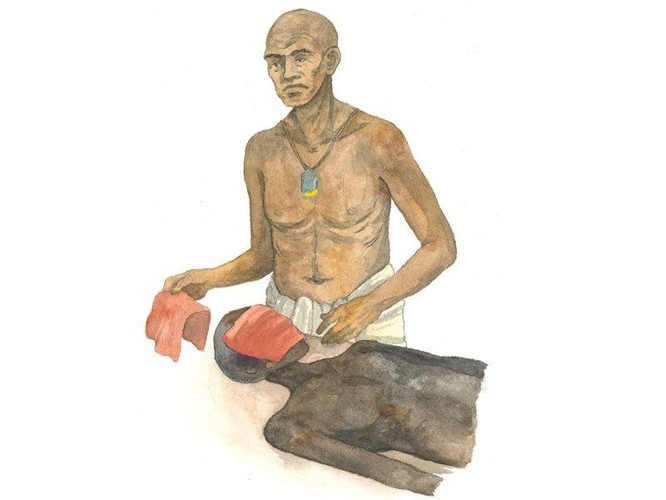 Công thức ướp xác lâu đời nhất từ trước đến nay đã được khám phá ảnh 1
