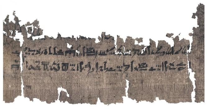 Công thức ướp xác lâu đời nhất từ trước đến nay đã được khám phá ảnh 2