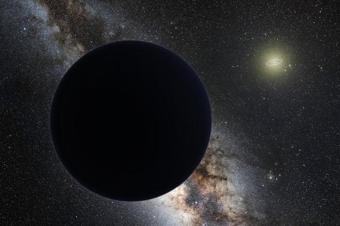 """Bí ẩn """"hành tinh thứ 9"""": Không phải là một hành tinh mà là một hố đen vũ trụ? ảnh 1"""
