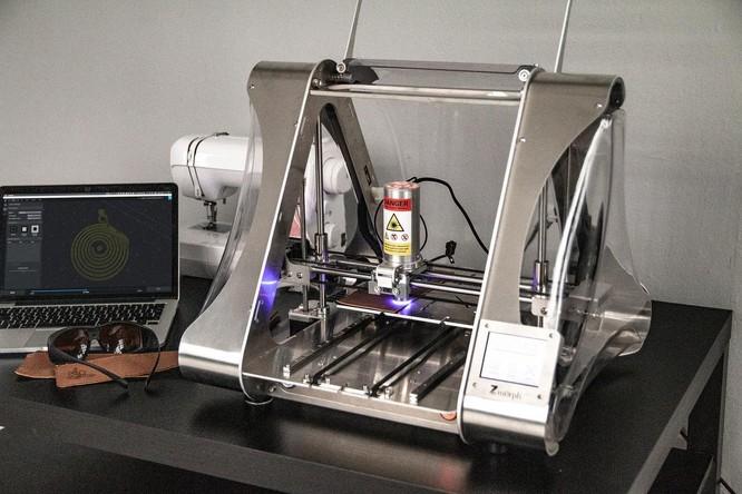 Loại mực sinh học mới giúp các nhà khoa học tiến gần hơn đến việc in 3D nội tạng của con người ảnh 1