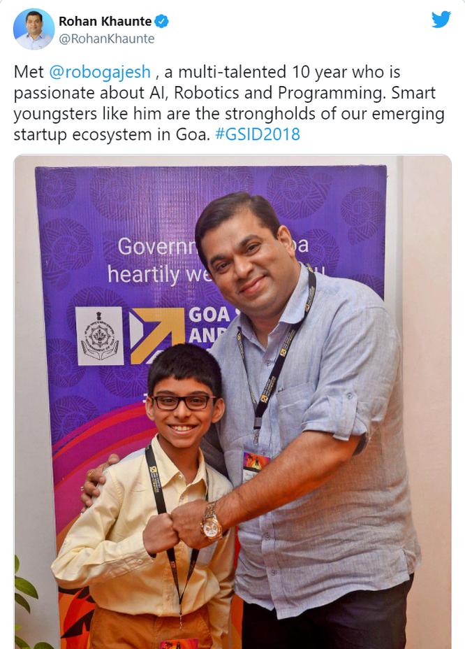 Mới 13 tuổi, cậu bé này đã có thể viết được ứng dụng quản lý tiền mã hóa trị giá 7 triệu USD ảnh 1
