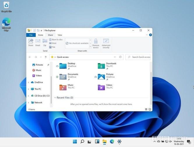 5 thay đổi trên Windows 11 so với Windows 10 ảnh 1