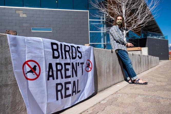 Người dân Mỹ đổ ra đường biểu tình, cho rằng chính phủ Mỹ đang sử dụng drone để theo dõi người dân ảnh 1