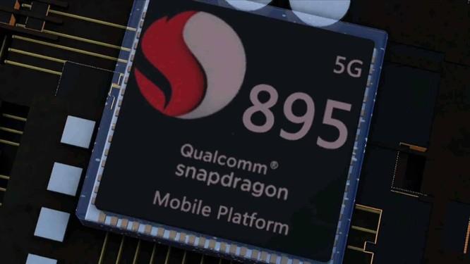 Dòng chip 4nm Snapdragon 895 sẽ do cả Samsung và TSMC sản xuất ảnh 1