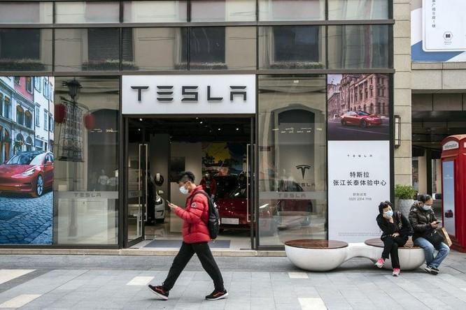 Nguyên nhân sự sụp đổ của Tesla tại thị trường xe điện Trung Quốc ảnh 2