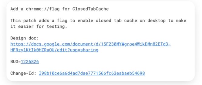 Chrome chuẩn bị cho ra mắt tính năng giúp người dùng đỡ bực mình khi đóng nhầm tab ảnh 1