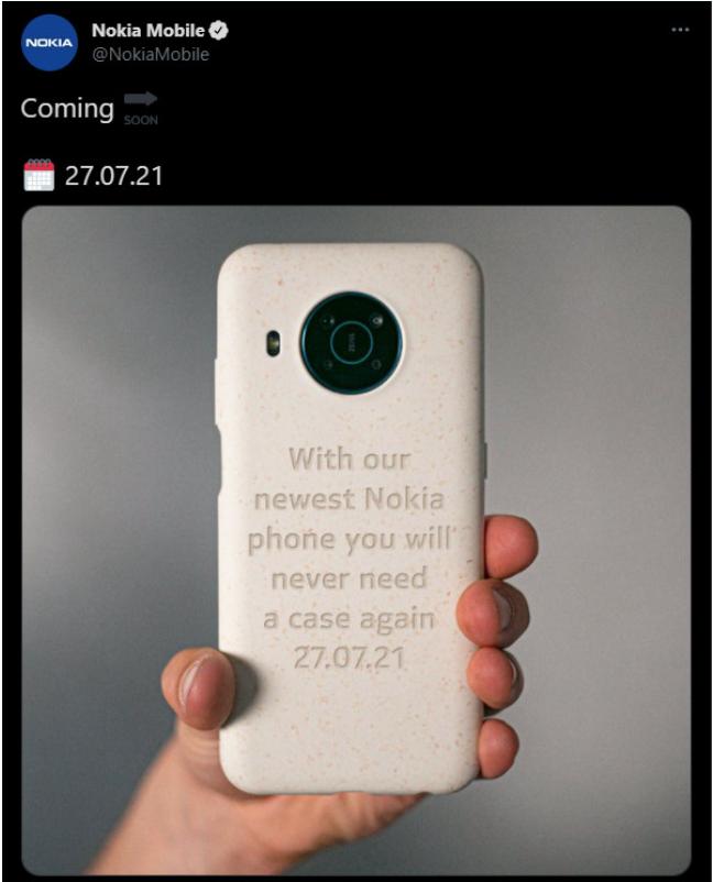 """Nokia chuẩn bị cho ra mắt một chiếc điện thoại """"nồi đồng cối đá"""" ảnh 1"""