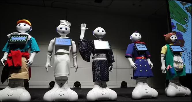 """Từng được kỳ vọng có thể thay thế con người, robot Pepper đối diện nguy cơ """"về hưu"""" sớm ảnh 2"""