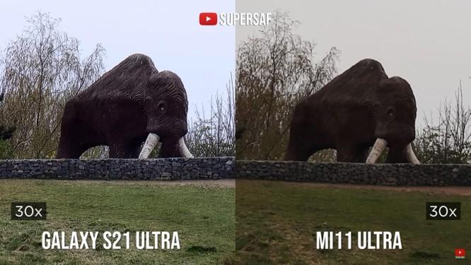 Xiaomi Mi 11 Ultra đối đầu Samsung Galaxy S21 Ultra: Ai mới xứng đáng là vua Android ? ảnh 4
