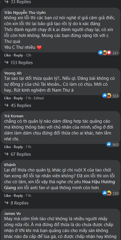 Xin lỗi vì quảng cáo tiền mã hóa, Nam Thư vẫn bị cộng đồng mạng chỉ trích ảnh 3